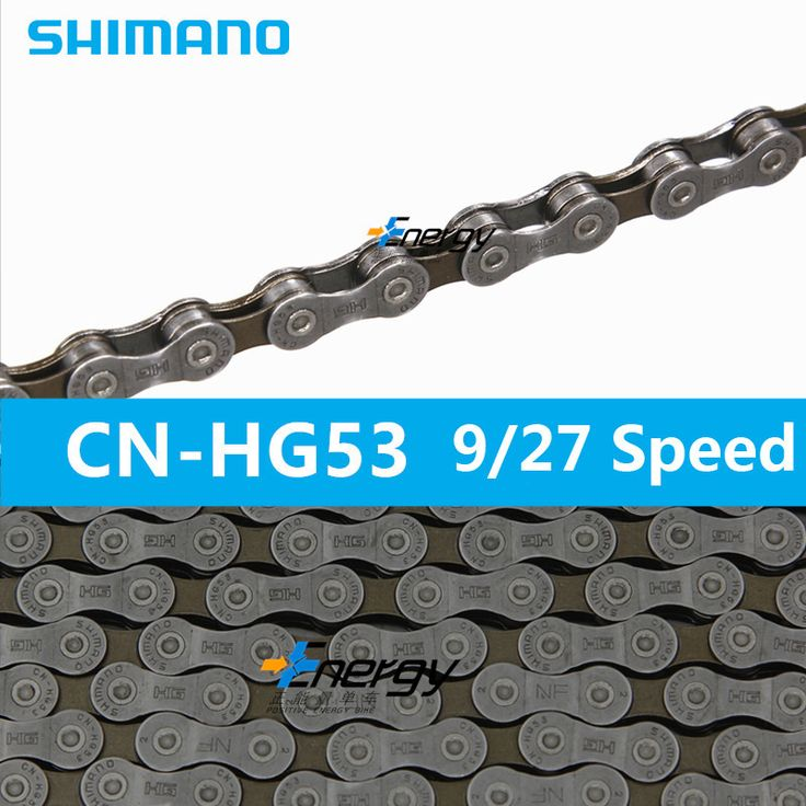 MTB Road Cycling Stainless Steel HG53-9 Chain 9 Speed 112 Link Bike Bicycle Cycling Chain Durable In Use Stretch Proof Treatment