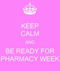 Image result for pharmacy week poster