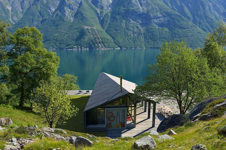 Lean - Rindal Cabins