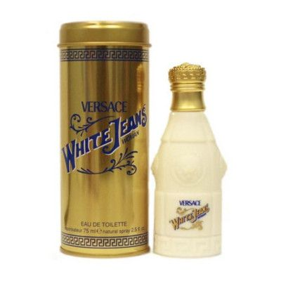 Versace White Jeans For Women EDT 2.5 Oz