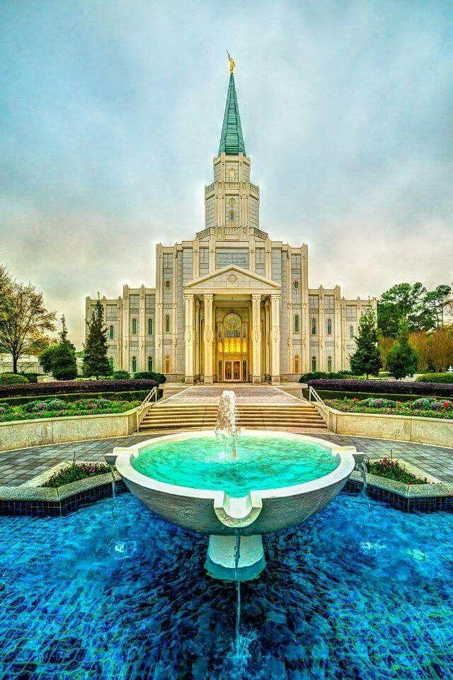 Houston, TX Temple