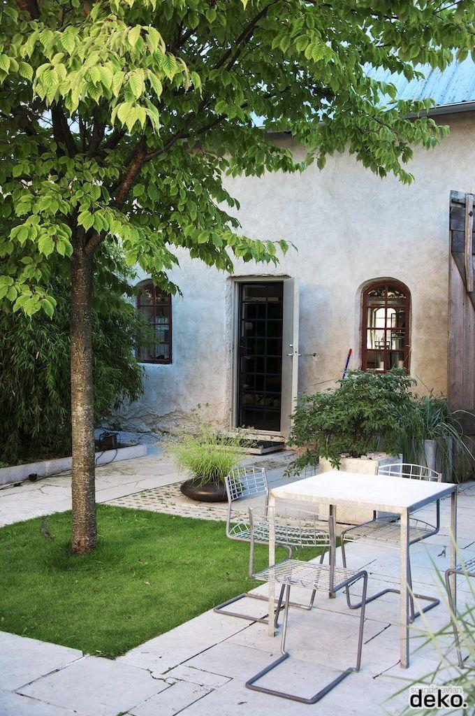 #garden courtyard