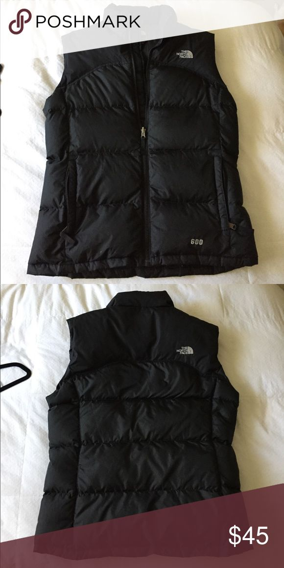 North Face Vest North face girl's vest. Like new! In great condition. No rips holes or stains. North Face Jackets & Coats Vests