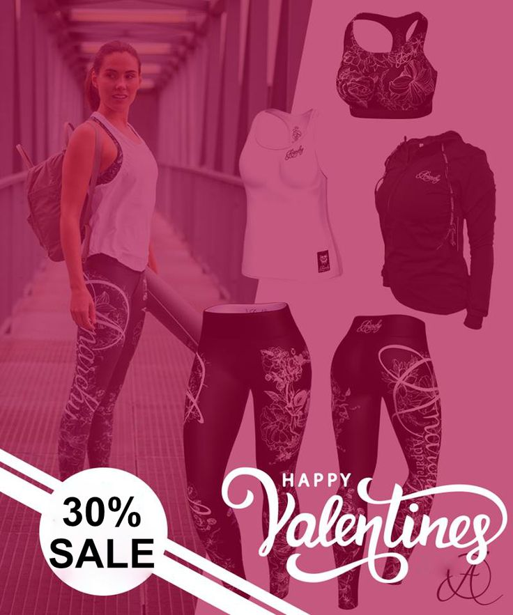 Our Valentine's Day SALE continues until Friday 😊 . Gym And Fitness Fashion stock fitness apparel for MEN and WOMEN 8 Luxury Active Apparel Brands To Choose From!✨ .  Available Sizes. XS, S, M, L, XL, 2XL, 3XL,4XL . SAVE 30% storewide Code: SAVE30 Valentines Sale💰 Ends Friday 16th February . Find your perfect workout Outfit: @gymandfitnessfashion.com.au 👈 .  Active Wear For Women And Men www.gymandfitnessfashion.com.au  . #gymandfitnessfashion #gff