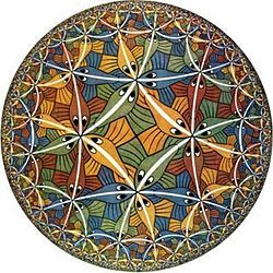 Hyperbolic geometry from Lobachevsky russain math guy 1792-1856 forms of sacred geometry- Wikipedia, the free encyclopedia