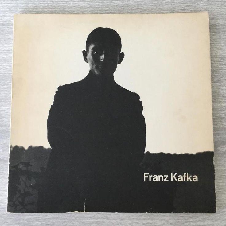 Franz Kafka 1885-1924 Exhibition Book Akademie der Künste Berlin (1968)