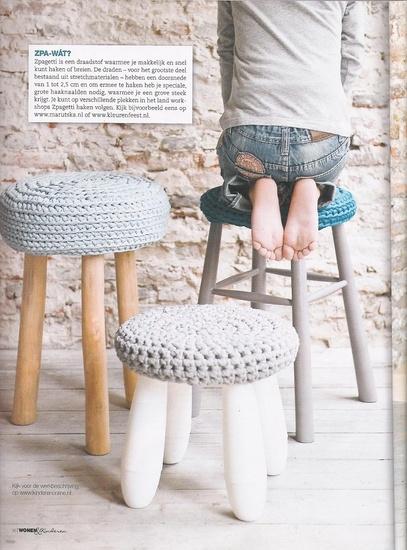 Patroon Ikea Krukje met Bloemmotief - marutska