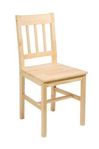 Jídelní židle TYLSTRUP lakovaná borovice | JYSK
