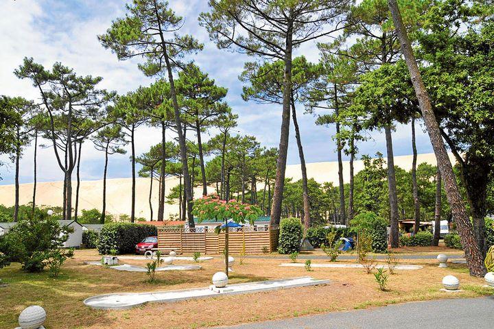 Campingplatz-Tipp in Frankreich - La Forêt an der Dune du Pyla - Caravaning