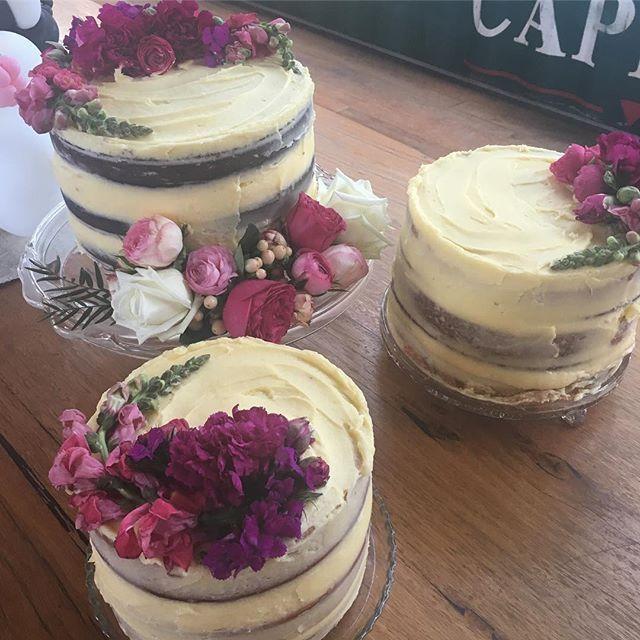 #weddingcakes  1.chocolate beetroot cake with peanut butter frosting  2. tiramisu layer cake  3. Lemon cake with lemon curd