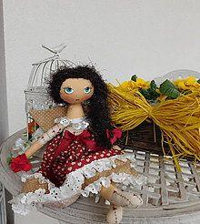 Bábiky - Anne...bábika ♥ - 6577557_