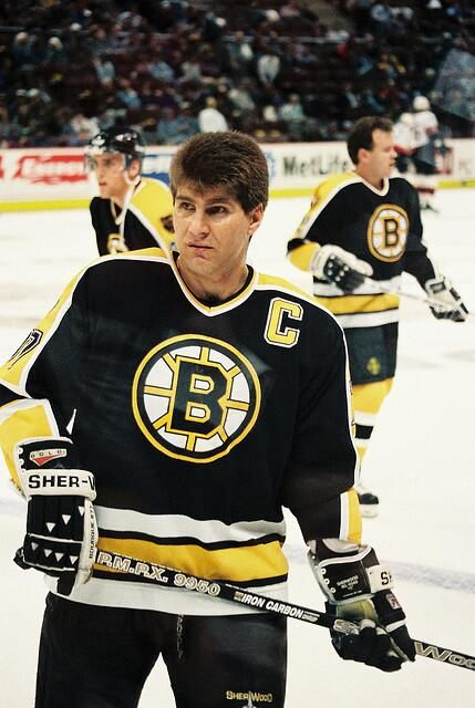 Ray Bourque holds the #nhl record for most shots on goal with 6206. A true offensive minded d man! #bruins #avalanche