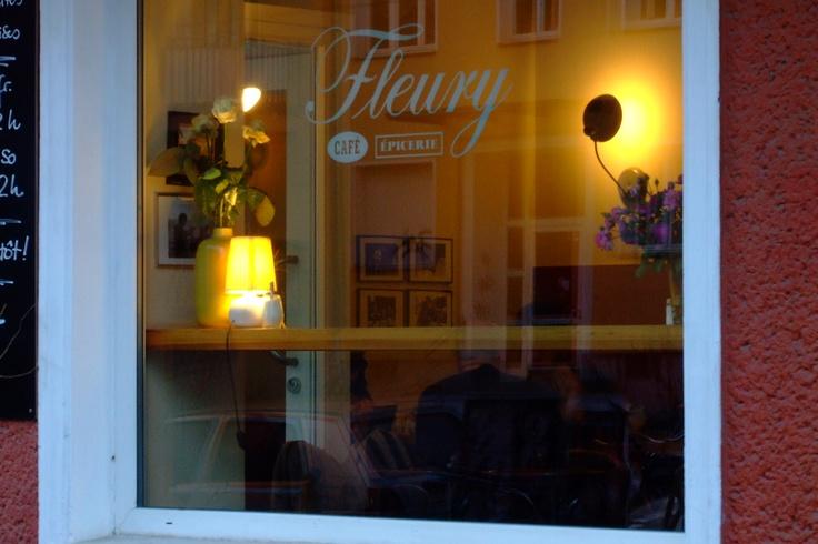 Café Fleury in Berlin