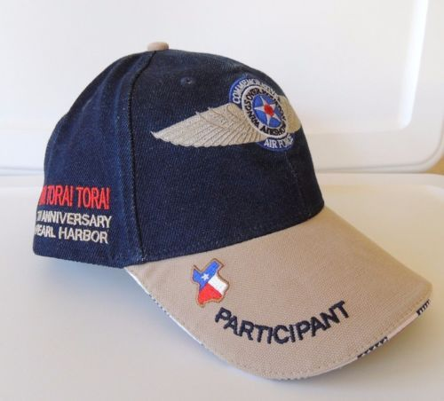 2016-Blue-Angels-Wings-Over-Houston-Air-Show-Participant-Baseball-Hat-Cap-NEW