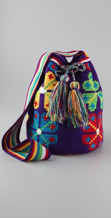 It's color bag :)