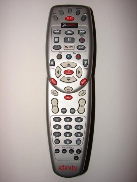 RC1475505/04MB Xfinity Cable TV DVR Remote Control | Products