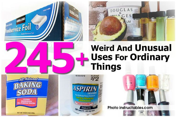 unusual-uses-for-ordinary-things-instructables-com