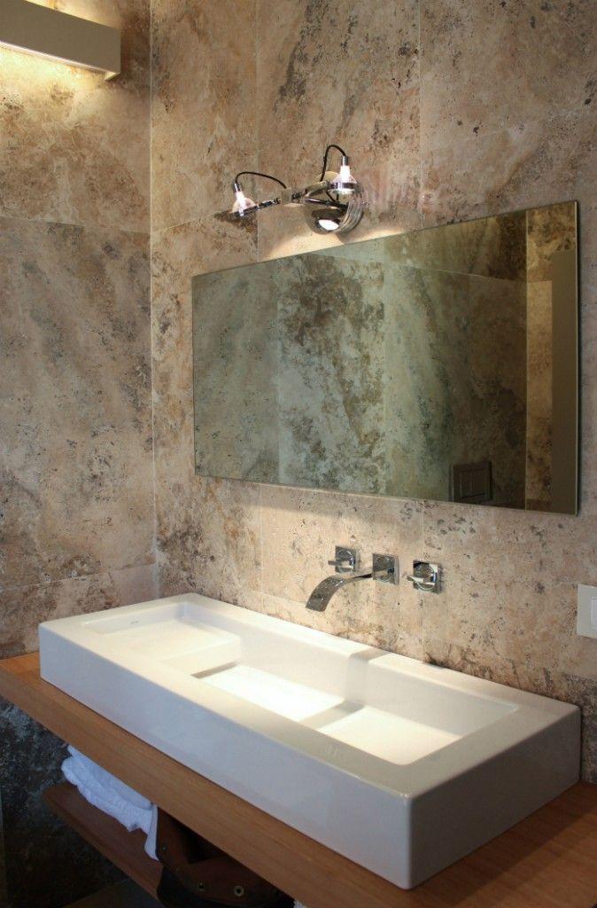 foto bagni in travertino bagni in marmo progetti bagni in pietra pietre di