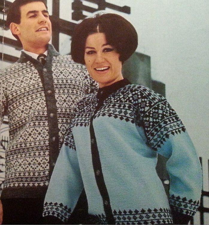 The Lyngdal kofte cardigan pattern