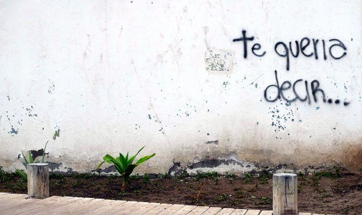 https://flic.kr/p/uqHCoz   Inquietud.   Mensajes en los muros de la ciudad de Iquique.