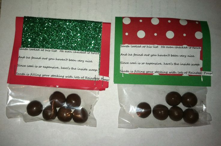 DIY Cute , quick , & cheap Christmas presents for friends .