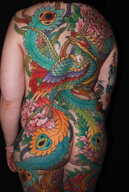 Tattoos Done By Chris Nunez Chris odonnell 2