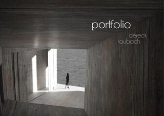 dereck raubach | epfl | architecture portfolio