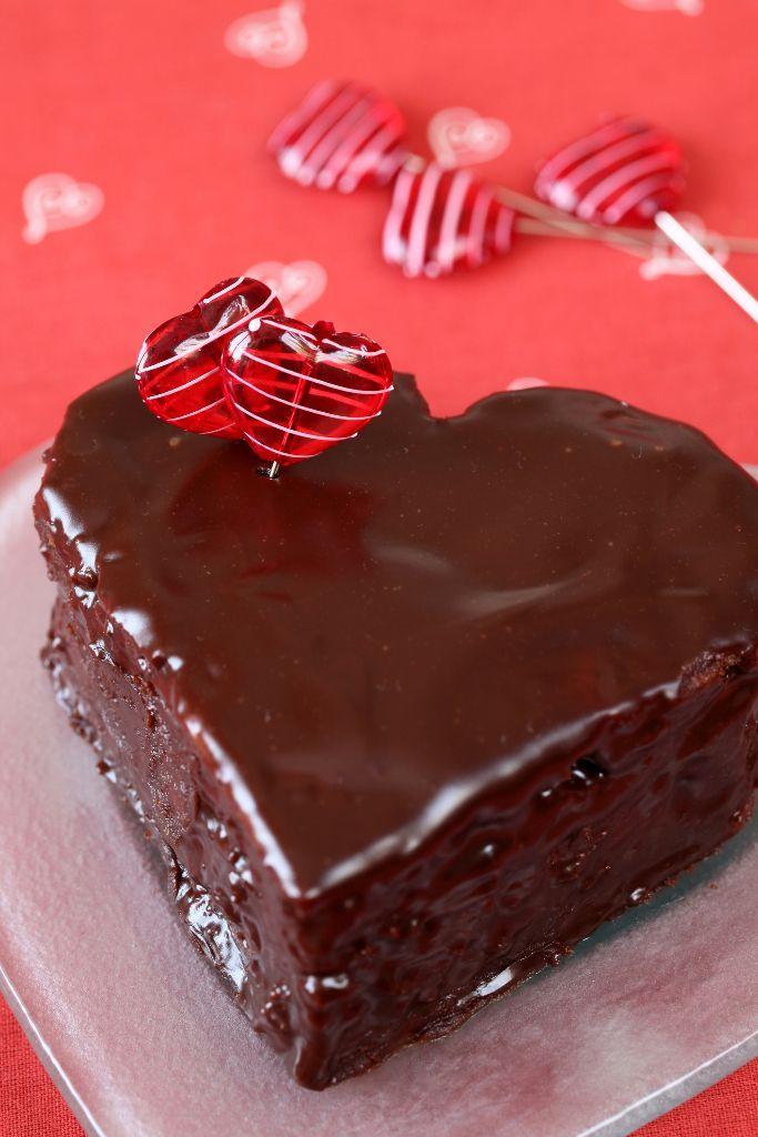 Kakaové srdce