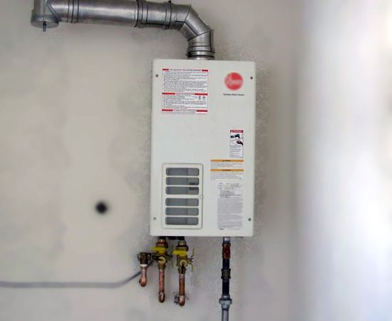 Wiring an Electric Hot Water Heater