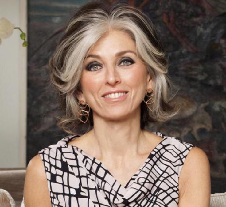 234 best images about grey hair flair on pinterest for Paola marella