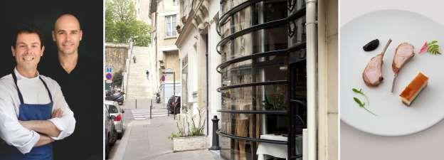 36. L'Astrance in Parijs Chefkok: Pascal Barbot Soort keuken: Modern Frans met Aziatische invloeden Signatuurgerecht: Tartaar van paddenstoelen en ganzenlever, gemarineerd in Verjus (een middeleeuwse smaakmaker op basis van ongerijpte druiven)