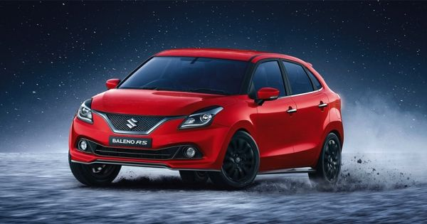Why The New Baleno Rs Makes For A Great Premium Hatchback Hatchback Suzuki