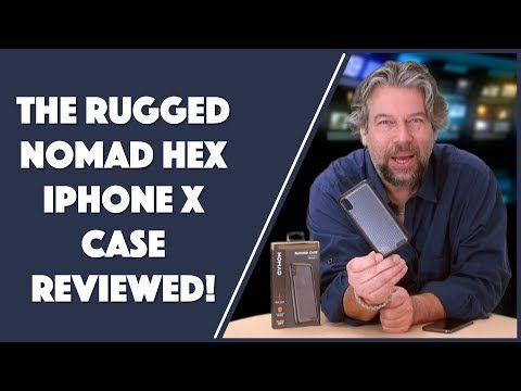 premium selection 97fd2 4a848 Looking for a cool and rugged case for your iPhone X? I review the ...