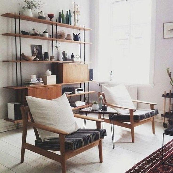 99 Mid Century Modern Living Room Interior Design (5)