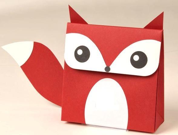 geschenkverpakking, zelf te maken.