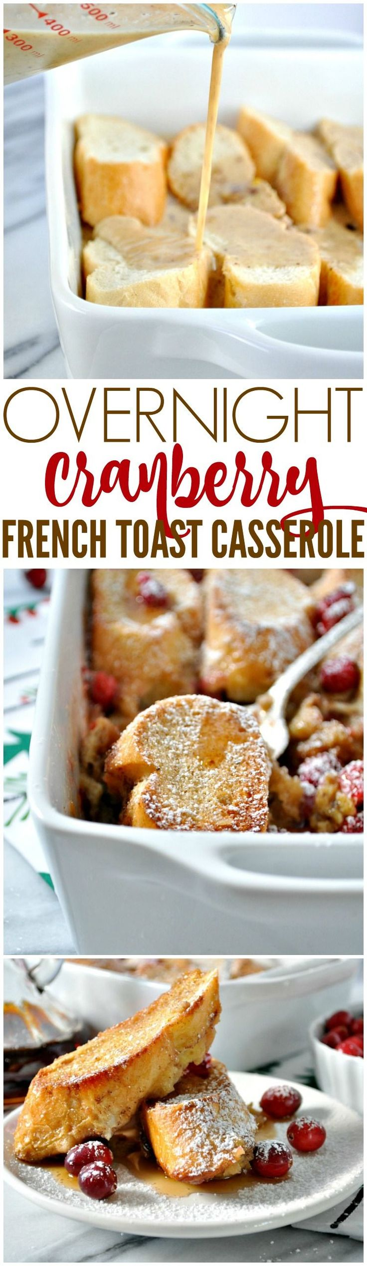 Food Network Overnight French Toast Casserole