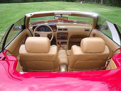 Pre Owned Maserati Convertible