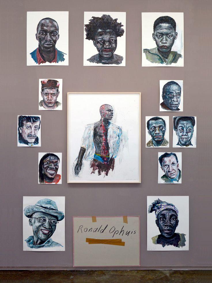 Ronald Ophuis Wall 2012 - We Like Art Wall