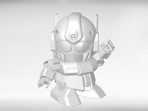RAPIRO - The Humanoid Robot for your Raspberry Pi by ShotaIshiwatari - Thingiverse