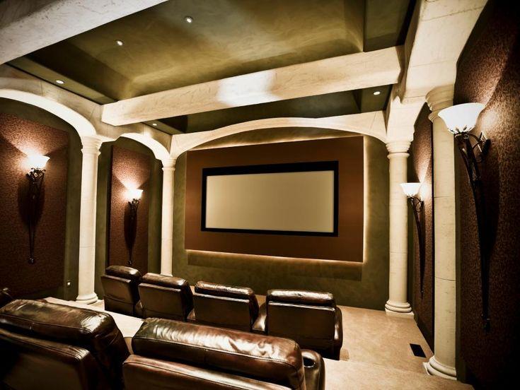 Best 25+ Home theater room design ideas on Pinterest Man cave