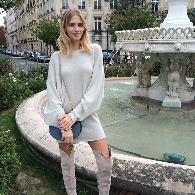 Lena Perminova, a Russian Fashionista | JetsetBabe