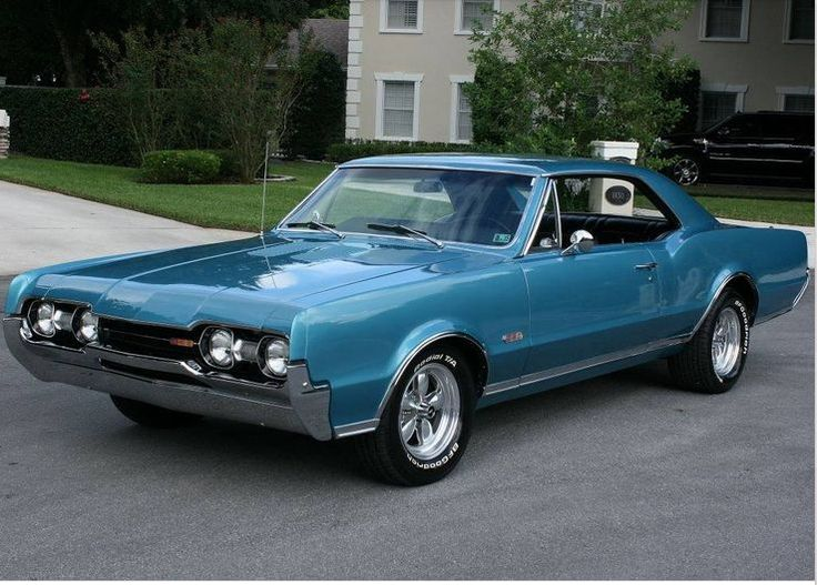 67 Olds 442