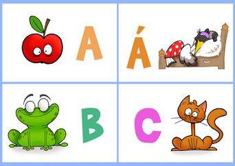 ABC gyakorlók gyerekeknek