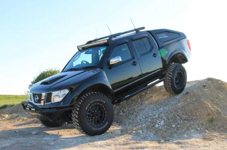 "Nissan Navara D40 Aventura Pre Runner Truck Baja Truck Monster Truck 37"" Tyres"