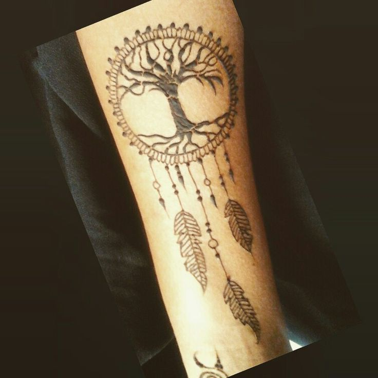 25 Best Ideas About Dream Catcher Henna On Pinterest