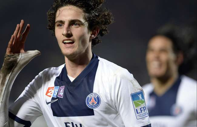 Adrien Rabiot (Paris St. Germain)
