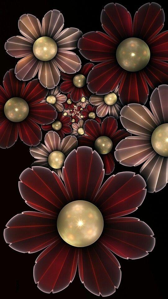 202 Best Burgundy Amp Gold Images On Pinterest Antique
