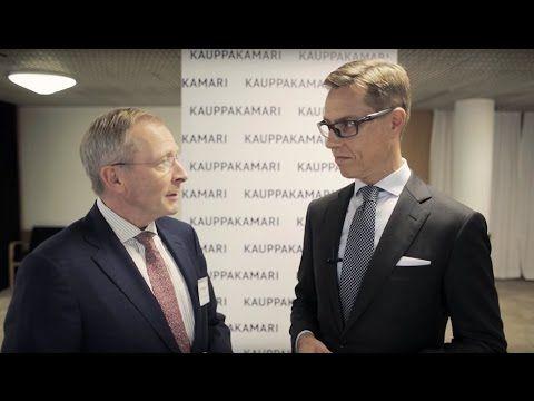 Hallituksen verofilosofia minuutissa | Risto E. J. Penttilä ja Alexander Stubb - YouTube