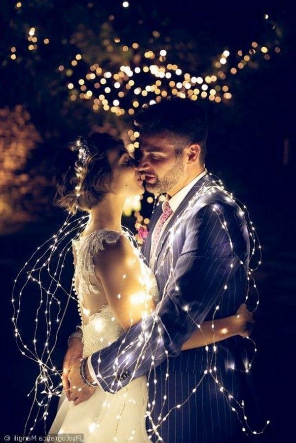 22 Night Wedding Ceremony Aisles And Backdrops With Lights Wedding Photos Poses Wedding Photos Wedding Poses
