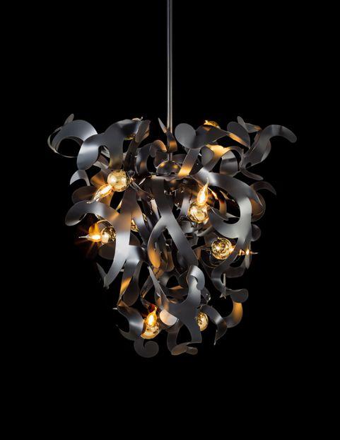 14 best KELP Lighting Sculptures images on Pinterest